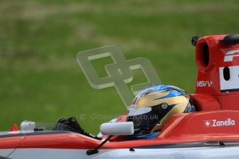 © Octane Photographic Ltd. 2012. FIA Formula 2 - Brands Hatch - Sunday 15th July 2012 - Qualifying 2 - Christopher Zanella. Digital Ref : 0407lw7d2238