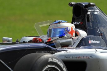 © Octane Photographic Ltd. 2012. FIA Formula 2 - Brands Hatch - Sunday 15th July 2012 - Qualifying 2 - Daniel McKenzie. Digital Ref :