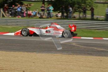 © Octane Photographic Ltd. 2012. FIA Formula 2 - Brands Hatch - Sunday 15th July 2012 - Qualifying 2 - Christopher Zanella. Digital Ref : 0407lw7d9168