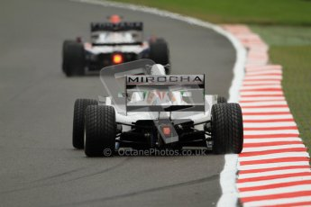 © Octane Photographic Ltd. 2012. FIA Formula 2 - Brands Hatch - Saturday 14th July 2012 - Qualifying - Kevin Mirocha. Digital Ref : 0403lw7d1199