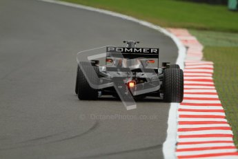 © Octane Photographic Ltd. 2012. FIA Formula 2 - Brands Hatch - Saturday 14th July 2012 - Qualifying - Markus Pommer. Digital Ref : 0403lw7d1247