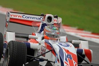 © Octane Photographic Ltd. 2012. FIA Formula 2 - Brands Hatch - Saturday 14th July 2012 - Qualifying - Luciano Bacheta. Digital Ref : 0403lw7d1318