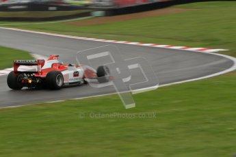 © Octane Photographic Ltd. 2012. FIA Formula 2 - Brands Hatch -Saturday 14th July 2012 - Qualifying - Christopher Zanella. Digital Ref : 0403lw7d7775