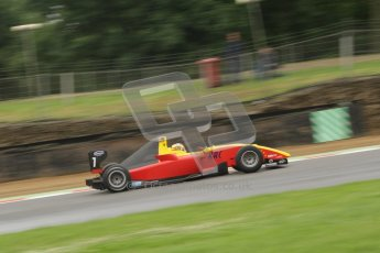 © Octane Photographic Ltd. 2012. FIA Formula 2 - Brands Hatch - Saturday 14th July 2012 - Qualifying - David Zhu. Digital Ref : 0403lw7d7970