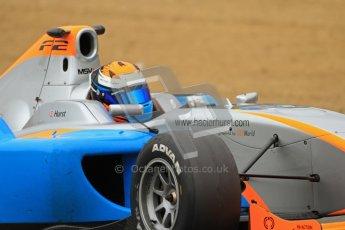 © Octane Photographic Ltd. 2012. FIA Formula 2 - Brands Hatch - Sunday 15th July 2012 - Race 2 - Hector Hurst. Digital Ref : 0408lw7d2549