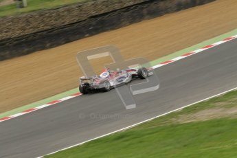 © Octane Photographic Ltd. 2012. FIA Formula 2 - Brands Hatch - Sunday 15th July 2012 - Race 2 - Luciano Bacheta. Digital Ref :Digital Ref : 0408lw7d9535