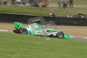 © Octane Photographic Ltd. 2012. FIA Formula 2 - Brands Hatch - Sunday 15th July 2012 - Race 2 - Mihai Marinescu. Digital Ref : 0408lw7d9550