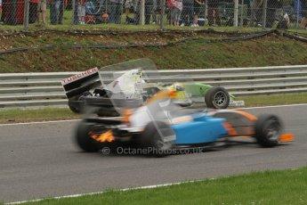 © Octane Photographic Ltd. 2012. FIA Formula 2 - Brands Hatch - Sunday 15th July 2012 - Race 2 - Matheo Tuscher. Digital Ref : 0408lw7d9621