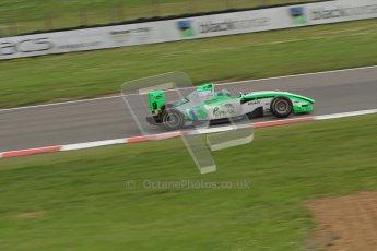 © Octane Photographic Ltd. 2012. FIA Formula 2 - Brands Hatch - Sunday 15th July 2012 - Race 2 - Mihai Marinescu. Digital Ref : 0408lw7d9815
