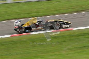 © Octane Photographic Ltd. 2012. FIA Formula 2 - Brands Hatch - Sunday 15th July 2012 - Race 2 - Mauro Calamia. Digital Ref : 0408lw7d9866