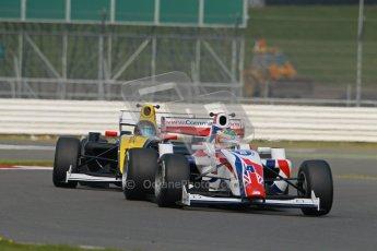 © 2012 Octane Photographic Ltd. Friday 13th April. Formula Two - Practice 1. Luchiano Bacheta and Mauro Calamia. Digital Ref : 0289lw1d4350