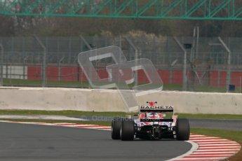 © 2012 Octane Photographic Ltd. Friday 13th April. Formula Two - Practice 1. Luchiano Bacheta. Digital Ref : 0289lw1d4482