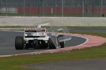 © 2012 Octane Photographic Ltd. Friday 13th April. Formula Two - Practice 1. Matheo Tuscher. Digital Ref : 0289lw1d4485