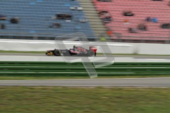© 2012 Octane Photographic Ltd. German GP Hockenheim - Friday 20th July 2012 - F1 Practice 1. Toro Rosso STR7 - Jean-Eric Vergne. Digital Ref : 0410lw7d0719