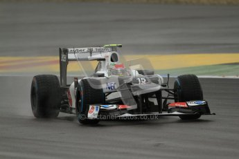 © 2012 Octane Photographic Ltd. German GP Hockenheim - Friday 20th July 2012 - F1 Practice 2. Sauber C31 - Sergio Perez. Digital Ref : 0411lw7d5341