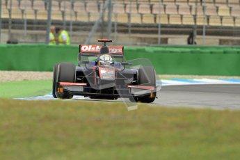 © 2012 Octane Photographic Ltd. German GP Hockenheim - Friday 20th July 2012 - GP2 Practice 1 - iSport International - Marcus Ericsson. Digital Ref : 0412lw7d4528