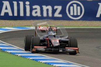 © 2012 Octane Photographic Ltd. German GP Hockenheim - Friday 20th July 2012 - GP2 Practice 1 - iSport International - Jolyon Palmer. Digital Ref : 0412lw7d4653