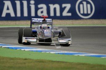 © 2012 Octane Photographic Ltd.German GP Hockenheim - Friday 20th July 2012 - GP2 Practice 1 - Trident Racing - Stephane Richelmi. Digital Ref : 0412lw7d4857