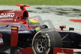 © 2012 Octane Photographic Ltd. German GP Hockenheim - Friday 20th July 2012 - GP2 Practice 1 - Venezuela GP Lazarus - Sergio Canamasas. Digital Ref : 0412lw7d5038