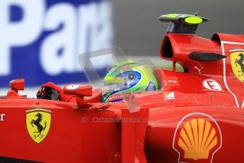 © 2012 Octane Photographic Ltd. German GP Hockenheim - Saturday 21st July 2012 - F1 Qualifying. Ferrari F2012 - Felipe Massa. Digital Ref : 0417lw1d3522