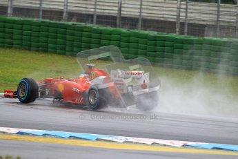 © 2012 Octane Photographic Ltd. German GP Hockenheim - Saturday 21st July 2012 - F1 Qualifying. Ferrari F2012 - Fernando Alonso. Digital Ref : 0417lw1d3971