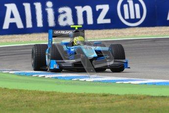 © 2012 Octane Photographic Ltd. German GP Hockenheim - Saturday 21st July 2012 - GP2 Race 1 - Ocean Racing Technology - Victor Guerin. Digital Ref : 0419lw1d4095