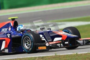 © 2012 Octane Photographic Ltd. German GP Hockenheim - Saturday 21st July 2012 - GP2 Race 1 - iSport International - Jolyon Palmer. Digital Ref : 0419lw1d4173
