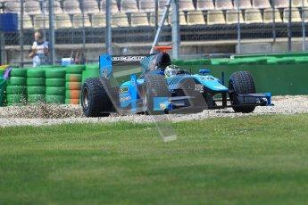© 2012 Octane Photographic Ltd. German GP Hockenheim - Saturday 21st July 2012 - GP2 Race 1 - Ocean Racing Technology - Victor Guerin. Digital Ref : 0419lw1d4504