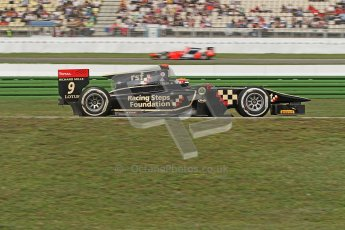 © 2012 Octane Photographic Ltd. German GP Hockenheim - Saturday 21st July 2012 - GP2 Race 1 - Lotus GP - James Calado. Digital Ref : 0419lw7d8273