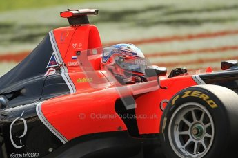 © 2012 Octane Photographic Ltd. German GP Hockenheim - Saturday 21st July 2012 - GP3 Qualifying - Marussia Manor Racing - Dmitry Suranovich. Digital Ref : 0420lw7d6139
