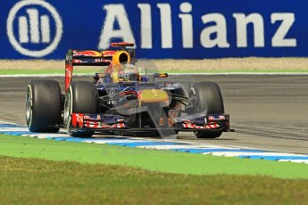 © 2012 Octane Photographic Ltd. German GP Hockenheim - Sunday 22nd July 2012 - F1 Race. Red Bull RB8 - Sebastian Vettel. Digital Ref : 0423lw1d5534