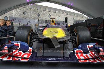 © 2012 Octane Photographic Ltd/ Carl Jones Red Bull Racing, Goodwood Festival of Speed. Digital Ref: 0388CJ7D5783