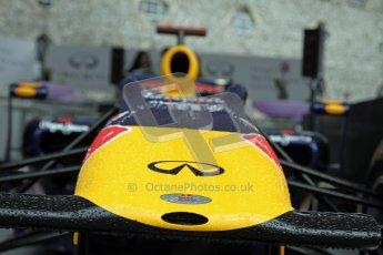 © 2012 Octane Photographic Ltd/ Carl Jones. Red Bull Racing, Goodwood Festival of Speed. Digital Ref: 0388CJ7D5784