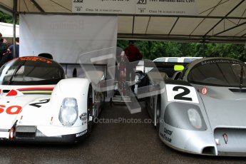 © 2012 Octane Photographic Ltd/ Carl Jones. Goodwood Festival of Speed. Digital Ref: 0388CJ7D5786