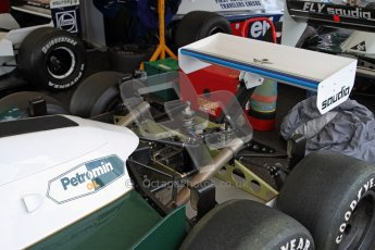© 2012 Octane Photographic Ltd/ Carl Jones. Williams FW08B, Goodwood Festival of Speed, Historic F1. Digital Ref: 0388CJ7D5803