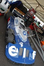 © 2012 Octane Photographic Ltd/ Carl Jones. Tyrrell P34, Goodwood Festival of Speed, Historic F1. Digital Ref: 0388CJ7D5807