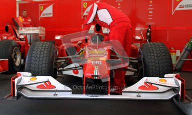 © 2012 Octane Photographic Ltd/ Carl Jones. Ferrari F1 Car, Goodwood Festival of Speed. Digital Ref: 0388CJ7D5816