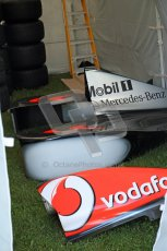 © 2012 Octane Photographic Ltd/ Carl Jones. McLaren F1 Bodywork, Goodwood Festival of Speed. Digital Ref: 0388CJ7D5828