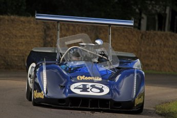 © 2012 Octane Photographic Ltd/ Carl Jones. Goodwood Festival of Speed. Digital Ref: 0388cj7d6060