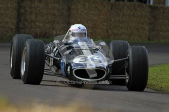 © 2012 Octane Photographic Ltd/ Carl Jones. Goodwood Festival of Speed. Eagle Weslake. Digital Ref: 0388cj7d6356