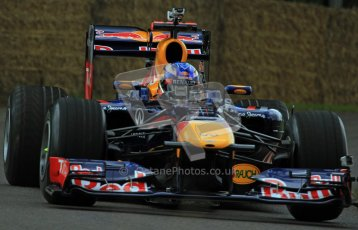 © 2012 Octane Photographic Ltd/ Carl Jones. Daniel Ricciardo, Red Bull RB7, Goodwood Festival of Speed. Digital Ref: 0388CJ7D6548