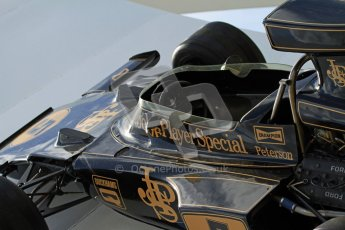 © 2012 Octane Photographic Ltd/ Carl Jones. Lotus Feature, Goodwood Festival of Speed. Digital Ref: 0388cj7d6635