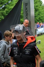 © 2012 Octane Photographic Ltd/ Carl Jones. Frank Wrathall, Goodwood Festival of Speed. Digital Ref: 0388cj7d6659