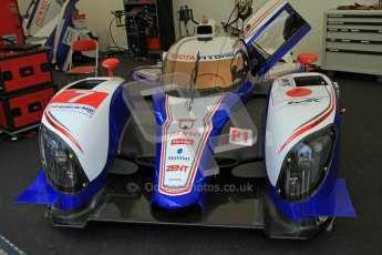 © 2012 Octane Photographic Ltd/ Carl Jones. Toyota TS030, Goodwood Festival of Speed. Digital Ref: 0388cj7d6688