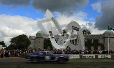 © 2012 Octane Photographic Ltd/ Carl Jones. Lotus Feature, Goodwood Festival of Speed. Digital Ref: 0389cj7d6946
