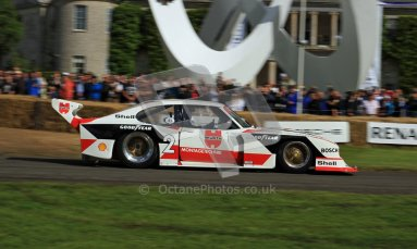 © 2012 Octane Photographic Ltd/ Carl Jones. Goodwood Festival of Speed. Digital Ref: 0389cj7d6959