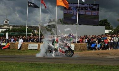 © 2012 Octane Photographic Ltd/ Carl Jones. Goodwood Festival of Speed. Digital Ref: