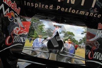 © 2012 Octane Photographic Ltd/ Carl Jones.  Red Bull RB6, Goodwood Festival of Speed. Digital Ref: 0389cj7d7623