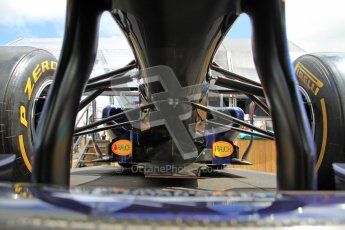 © 2012 Octane Photographic Ltd/ Carl Jones.  Red Bull RB6, Goodwood Festival of Speed. Digital Ref: 0389cj7d7638