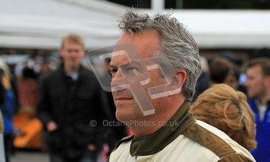 © 2012 Octane Photographic Ltd/ Carl Jones. Clive Chapman, Goodwood Festival of Speed. Digital Ref: